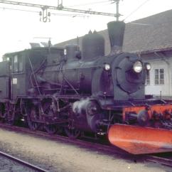 No.252 at Kongsberg (Norsk Jernbanemuseum)