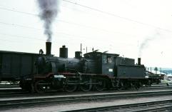 No.370 at Kongsvinger station. (Norsk Jernbanemuseum)