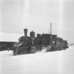 21c No. 372 on the Solørbanen line.(Norsk Jernbanemuseum)