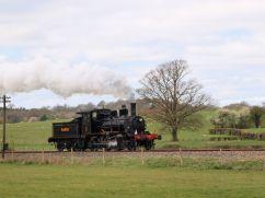 Light loco to Tenterden - Phil Edwards