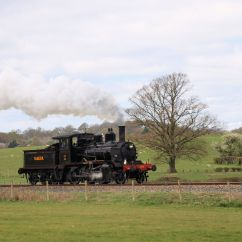 Light loco to Tenterden - Phil Edwards