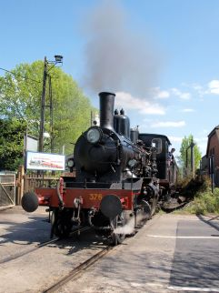 Rolvenden departure - Phil Edwards