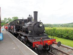 Bodiam station - Phil Edwards