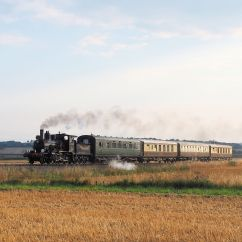 Hauling the Wealden Pullman - Phil Edwards